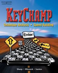 KeyChamp 2.0 2nd edition 9780538433921 0538433922