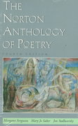 The Norton Anthology of Poetry 4th edition 9780393968200 0393968200