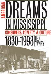 American Dreams in Mississippi 0 9780807848067 0807848069