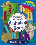 Merriam-Webster's Alphabet Book 0 9780877790235 087779023X