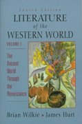 Literature of the Western World 4th edition 9780132208727 0132208725