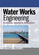 Water Works Engineering 1st Edition 9780131502116 0131502115