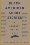 Black American Short Stories 1st Edition 9780374523541 0374523541