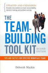 The Team-Building Tool Kit 2nd edition 9780814474396 081447439X