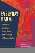 Everyday Harm 1st edition 9780252074080 0252074084