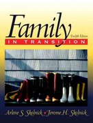 Family in Transition 12th edition 9780205351046 0205351042