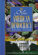 The New American Democracy 1st edition 9780023377709 0023377704