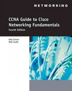 CCNA Guide to Cisco Networking Fundamentals 4th edition 9781418837051 1418837059