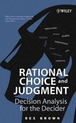 Rational Choice and Judgment 1st edition 9780471202370 0471202371
