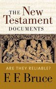 The New Testament Documents 0 9780802810250 080281025X