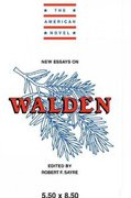 New Essays on Walden 0 9780521424820 0521424828