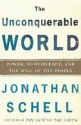 The Unconquerable World 1st edition 9780805044560 0805044566