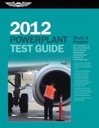 Powerplant Test Guide 2012 0 9781560278825 156027882X