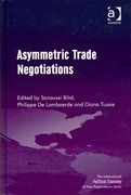 Asymmetric Trade Negotiations 1st Edition 9781317177708 1317177703