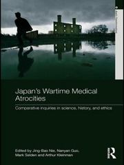 Japan's Wartime Medical Atrocities 0 9780415682282 0415682282