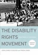 The Disability Rights Movement 2nd Edition 9781439907443 1439907447