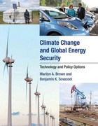 Climate Change and Global Energy Security 0 9780262516310 0262516314
