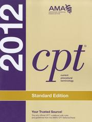 CPT Standard 1st Edition 9781603595674 1603595678