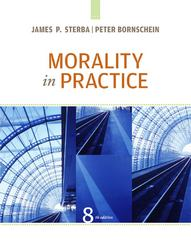 Morality in Practice 8th Edition 9781133049968 1133049966