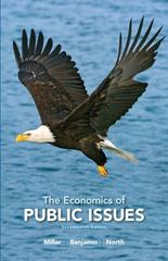 The Economics of Public Issues 17th edition 9780138021139 0138021139