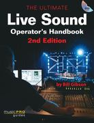 The Ultimate Live Sound Operator's Handbook 2nd Edition 9781617805592 1617805599