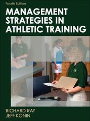 Management Strategies in Athletic Training 4th Edition 9780736077385 0736077383
