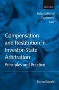 Compensation and Restitution in Investor-State Arbitration 0 9780199601189 0199601186