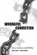 Wrongful Conviction 1st Edition 9781594607530 1594607532