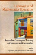 Latinos/as and Mathematics Education 1st Edition 9781617354229 1617354228