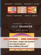 Introduction to Heat Transfer 6th edition 9780470917862 0470917865