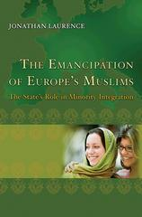 The Emancipation of Europe's Muslims 1st Edition 9780691144221 0691144222