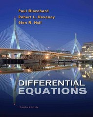 Differential Equations (with DE Tools Printed Access Card) 4th Edition 9781133109037 1133109039