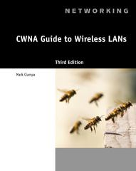 CWNA Guide to Wireless LANs 3rd Edition 9781133132172 1133132170