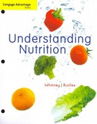 Cengage Advantage Books: Understanding Nutrition, Update (with 2010 Dietary Guidelines) 12th edition 9781133109051 1133109055