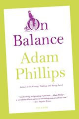 On Balance 1st Edition 9780312610746 0312610742