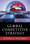 Global Competitive Strategy 1st Edition 9780521367981 0521367980