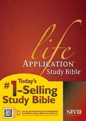 Life Application Study Bible NIV 1st Edition 9781414359755 1414359756