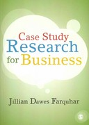 Case Study Research for Business 1st Edition 9781849207775 1849207771