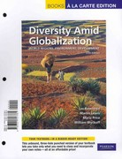Diversity Amid Globalization: World Regions, Environment, Development, Books a la Carte Plus MasteringGeography -- Access Card Package 5th edition 9780321791818 0321791819