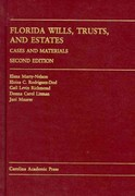 Florida Wills, Trusts, and Estates 2nd Edition 9781594606014 1594606013