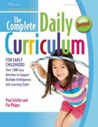 The Complete Daily Curriculum for Early Childhood 2nd Edition 9780876593585 0876593589