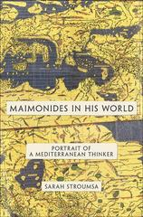 Maimonides in His World 1st Edition 9780691152523 0691152527