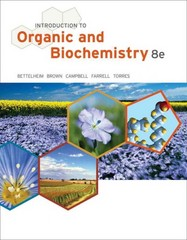 Introduction to Organic and Biochemistry 8th edition 9781133109761 1133109764