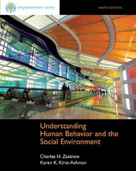 Brooks/Cole Empowerment Series: Understanding Human Behavior and the Social Environment 9th Edition 9780840028655 0840028652