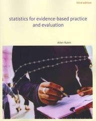 Statistics for EvidenceBased Practice and Evaluation 3rd Edition 9780840029140 0840029144