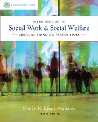 Introduction to Social Work & Social Welfare (Brooks/Cole Empowerment Series) 4th Edition 9780840028662 0840028660