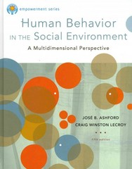 Brooks/Cole Empowerment Series: Human Behavior in the Social Environment 5th Edition 9781133709657 1133709656