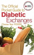 The Official Pocket Guide to Diabetic Exchanges 3rd Edition 9781580404761 1580404766