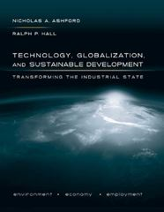 Technology, Globalization, and Sustainable Development 0 9780300169720 0300169728