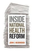 Inside National Health Reform 1st Edition 9780520949614 0520949617
